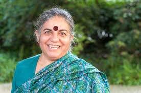 Vandana Shiva gana el Nobel