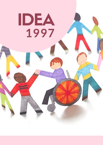 Amendments to IDEA 1997