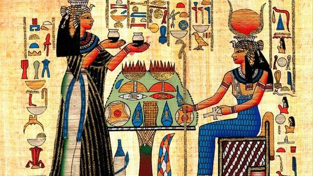 """""""Experimentación con Metales y Embalsamamientos de faraones"""" (10.000 a.c / 3000 a.c)"""