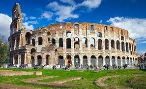 Inauguración del Coliseo Romano