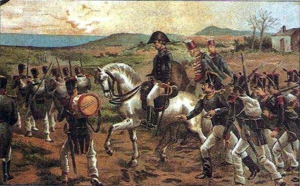 Las tropas del Ejercito Real del Perú abandonan Lima y se retiran a la sierra.
