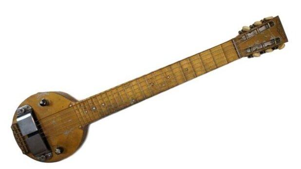 SIGLOXX - Adaptacion guitarra electrica