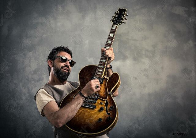 SIGLO XXI Actualidad (Diferentes tipos de guitarra)