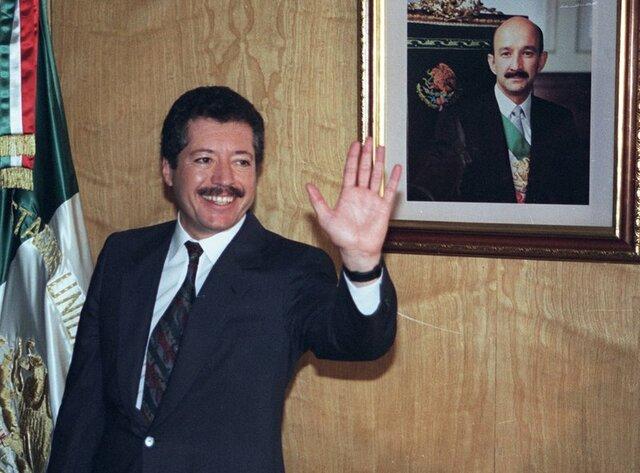 Lic. Luis Donaldo Colosio fue asesinado.