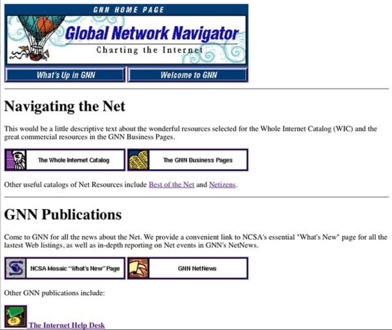 Global Network Navigator