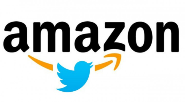 Twitter y Amazon