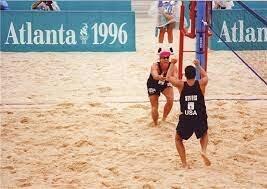 el volleyball de playa