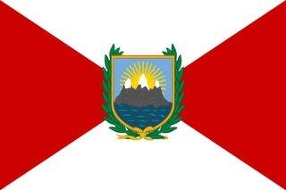 6) Establecimiento de la primera bandera y escudo del Perú (21 de octubre de 1820)