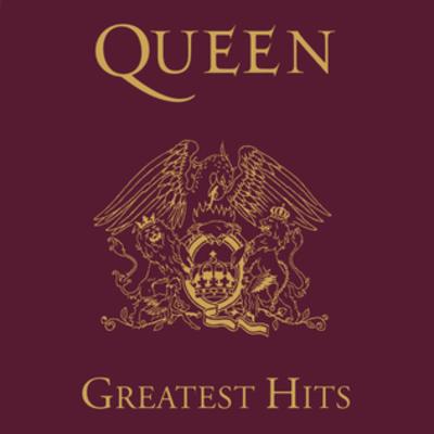Discos de Queen timeline