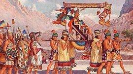 Los incas del Tahuantinsuyo timeline