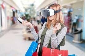 Compras con realidad virtual