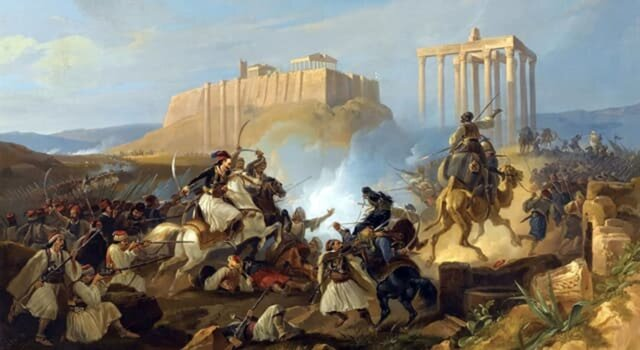 Oleada Revolucionaria de 1820