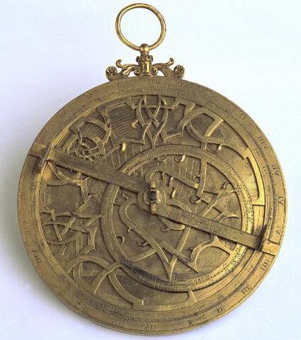 El astrolabio
