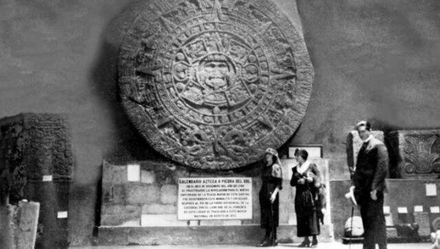 1939 Creación del Instituto de Antropología e Historia