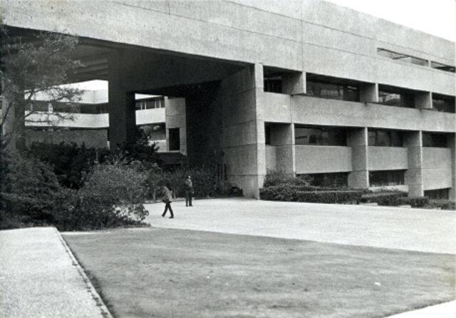 1940 Creación del colegio de México