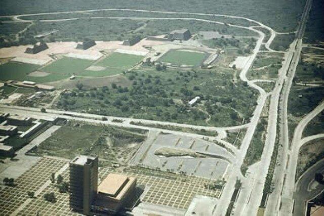 1952 Fundación de Ciudad Universitaria