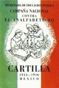 1944-1946 Campaña Nacional contra el analfabetismo