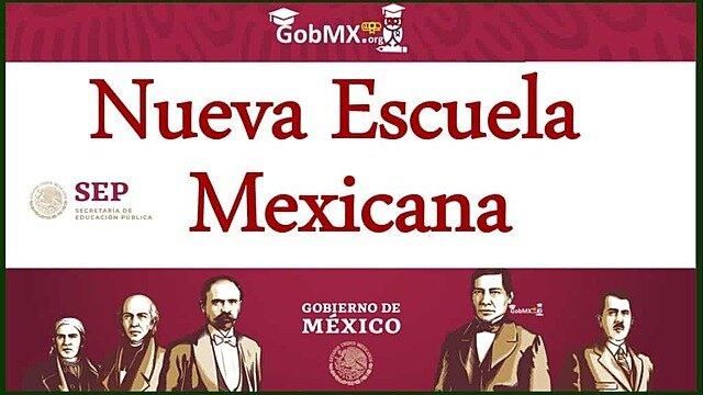 2019 Nueva Escuela Mexicana