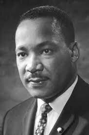 Martin Luther King Jr es acreedor del Premio Nobel de la Paz