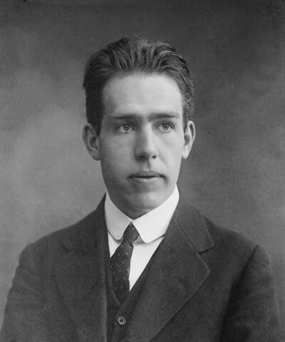 Niels Bohr is born on October 7th 1885