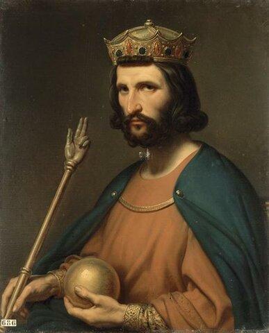 987: Couronnement d'Hugues Capet