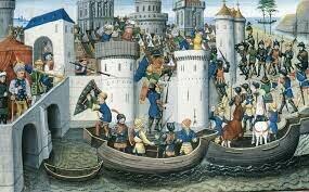 1204: sac de Constantinople
