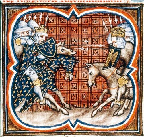 1214: La bataille de Bouvines