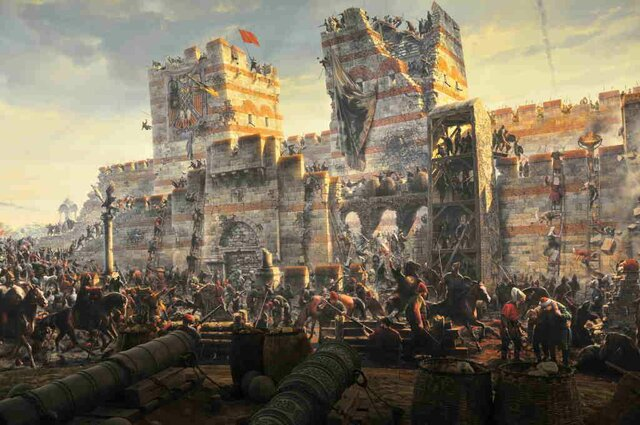 Chute de Constantinople