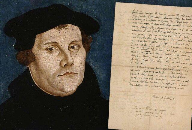 95 Thèses de Luther