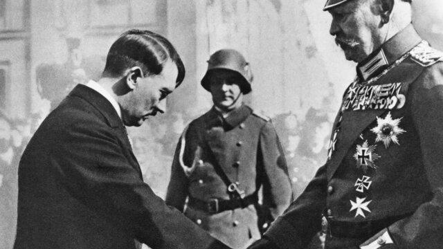 1933-1945: Hitler devient chancelier