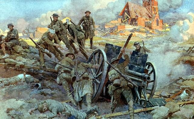 segunda invasion inglesa