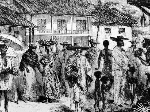 Cambios en las colonias