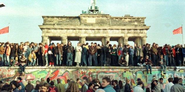 1989: Chute du mur de Berlin