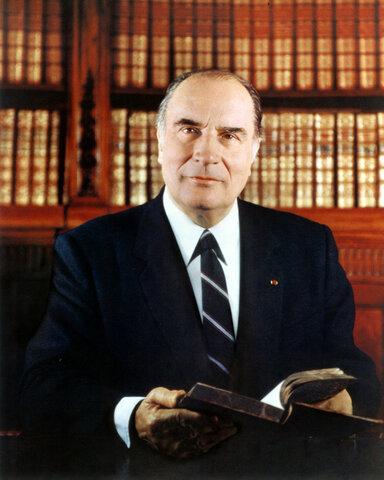 1981: Mitterrand ¨Président