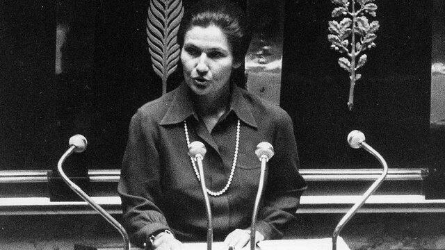 1975: Loi Veil (IVG)