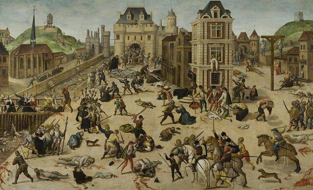 Guerras en Europa