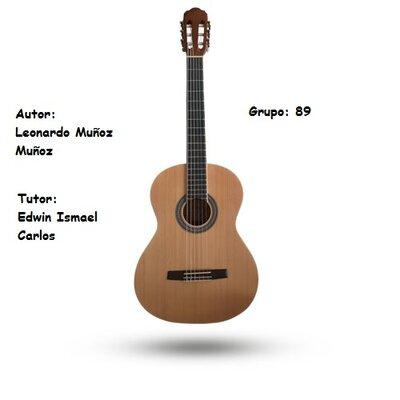 Línea de tiempo de la Guitarra timeline