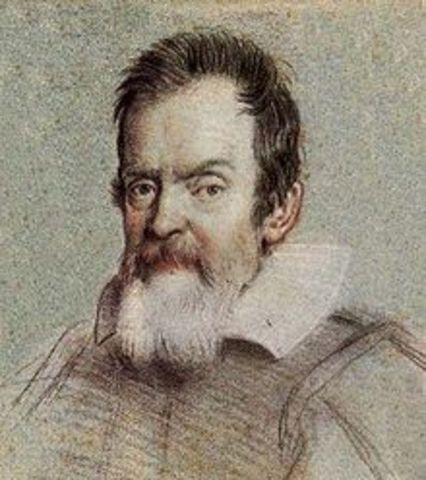 Galileo Galilei verbeterde de telescoop