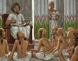U1. Educación egipcio