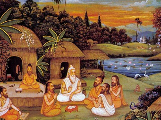 U1. La educación en la antigua India