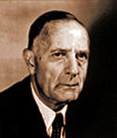 Edwin Hubble is bekend van de Wet van Hubble