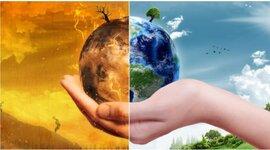 La lucha contra el cambio climático timeline
