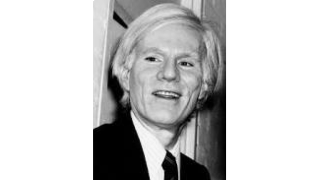 Andy Warhol Born