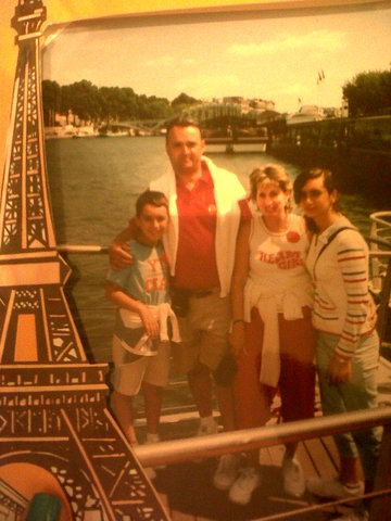 Viaje a París.
