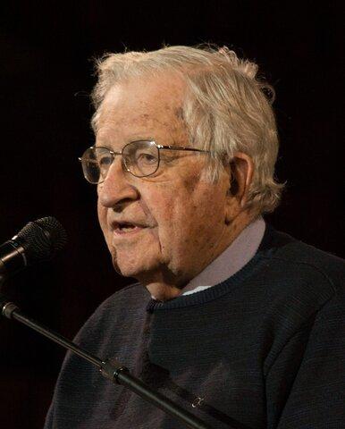 Noam Chomsky (generativismo)
