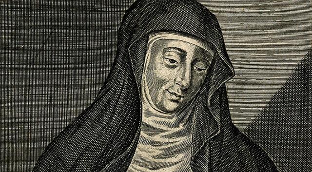 Hildegard of Bingen is born