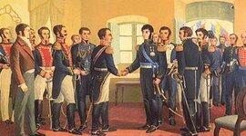 GOBIERNO QUE CIMENTARON A BOLIVIA (1825-1841) timeline