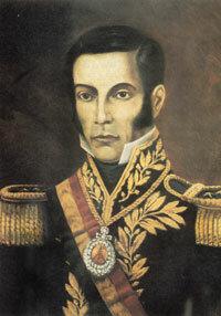 JOSÉ MIGUEL DE VELASCO FRANCO (LOZANO) - 1ra Presidencia