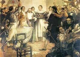 El papel de el clero en la independencia