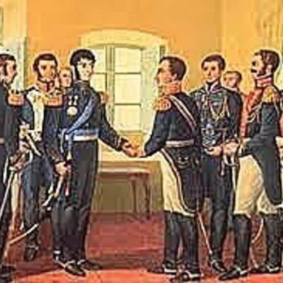GOBIERNOS QUE CIMENTARON A BOLIVIA (1825- 1841) timeline